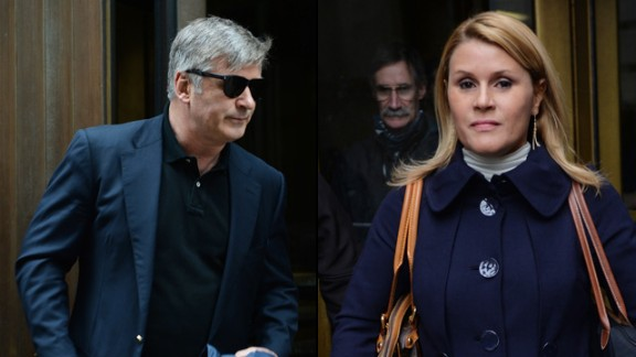 In October 2013, Baldwin testified against Genevieve Sabourin, who was accused of stalking the actor. She claimed the pair had a relationship.