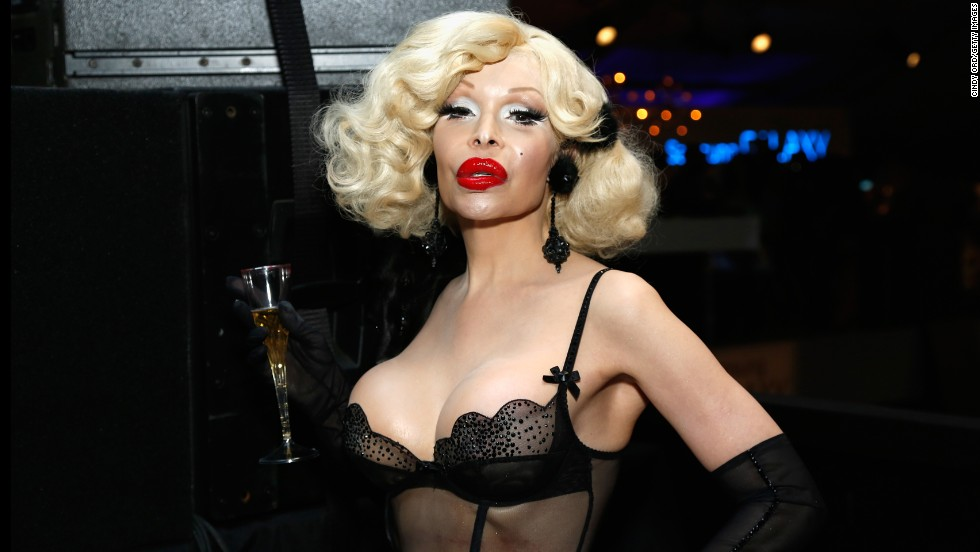 Amanda Lepore is an iconic mainstay on the fashion and New York nightlife  scenes. She. Photos: Transgender celebrities