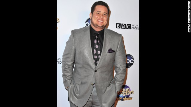 "Chaz Bono arrives at ABC's ""Dancing With The Stars"" 300th Episode Celebration in 2013."