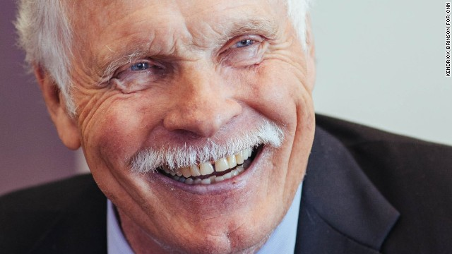 Ten Questions For Ted Turner Cnn