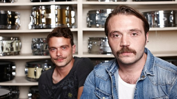 Movember grew from a few friends daring each other to grow mustaches.