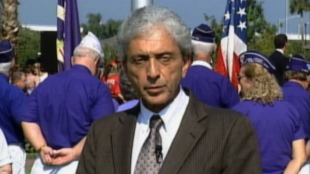 Longtime CNN correspondent Robert Vito won two Cable ACE Awards and several national and local Emmys.