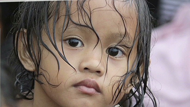 Children at risk in the Philippines