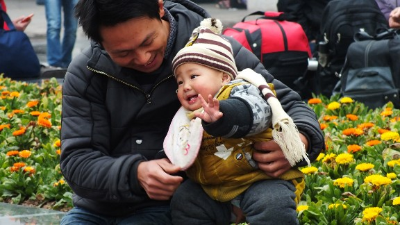 In November, China's Communist rulers announced an easing of the controversial one-child policy amid a raft of sweeping pledges unveiled including the abolition of 're-education' labor camps and loosening economic controls.