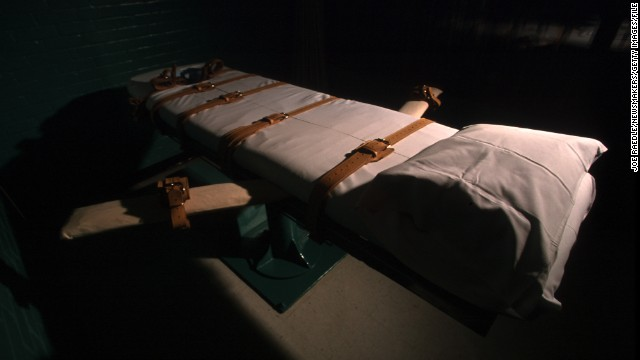 Un-tested drugs used in executions