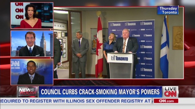 Toronto strips some power from mayor