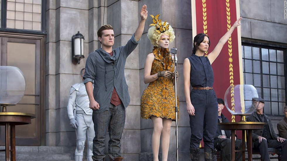 "La segunda parte de la saga ""The Hunger Games""."