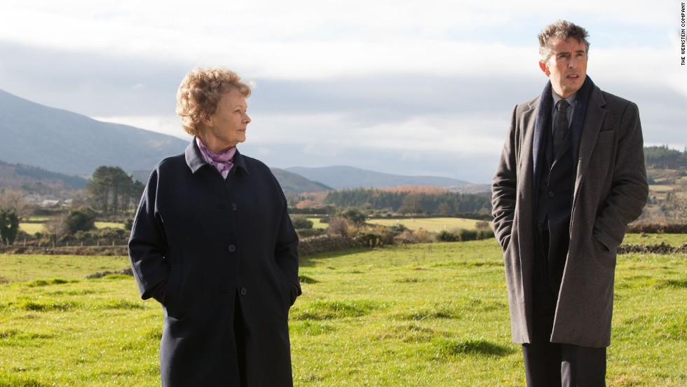 Judi Dench and Steve Coogan star in this drama about a mother searching for her son who was taken away from her decades earlier. (Release date: November 27)