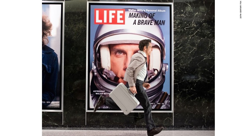 "Ben Stiller regresa como director en ""The Secret Life of Walter Mitty"", una cinta que también protagoniza. Basada en el cuento de 1939 de James Thurber. Con Kristen Wiig, Patton Oswalt, Shirley MacLaine y Adam Scott."
