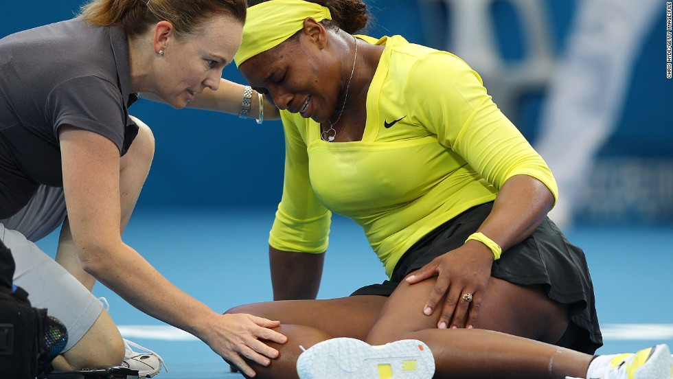 It marked a sensation return to form for Serena, who had tumbled to 175 in the world after a couple of injury-blighted seasons. After surviving a life-threatening blood clot, and coming back from a serious foot injury, she began a long journey to get back to the top of the rankings.