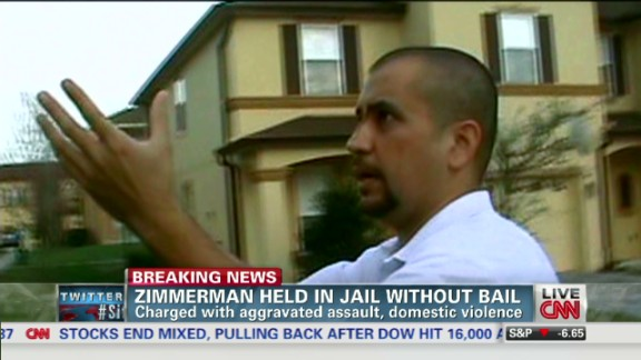 tsr dnt machado george zimmerman arrested again_00011325.jpg