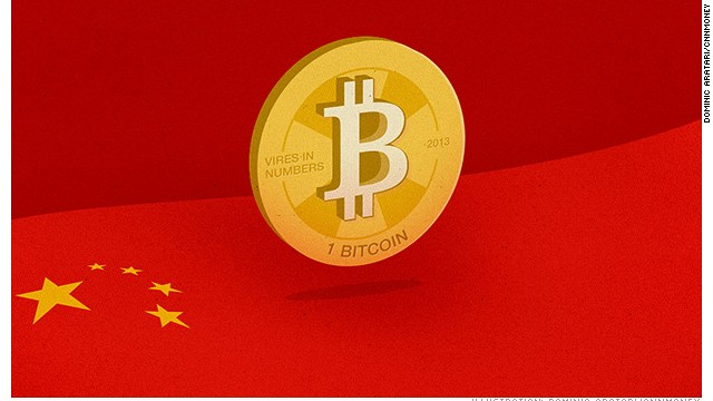 More than a third of the world's bitcoin transactions now flow through China's largest bitcoin trading website.