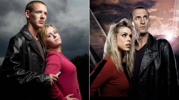"""""""Doctor Who"""" made a triumphant return to TV in 2005 with Christopher Eccleston"""