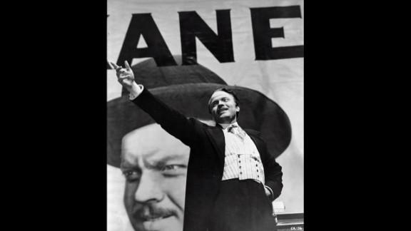 """Lobbyist Kane"": The great Charles Foster Kane"