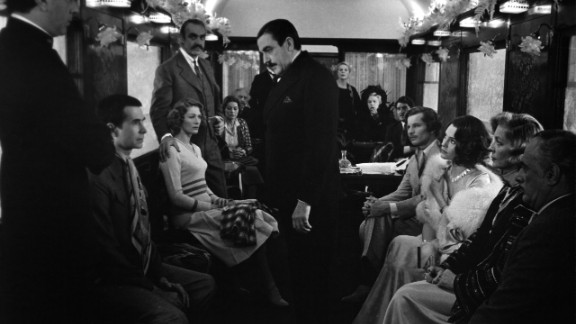 """""""Murder on the Virgin SpaceShipTwo"""": Six passengers. Two pilots. One dead. Whodunit? In this modern twist on """"Murder on the Orient Express,"""" detective Hercule Poirot -- updated for the 21st century -- must find out before the ship returns to Earth and gravity ruins all the evidence. Added benefit: With """"Two"""" already in the title, audiences will know it"""