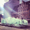 Wroclaw instagram fountain