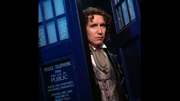 """Up until recently, the Eighth Doctor's adventures on screen lasted all of one TV movie, a failed attempt to resurrect the series on Fox. Paul McGann returned on a """"Webisode"""" in 2013, explaining what became of his character when he regenerated."""
