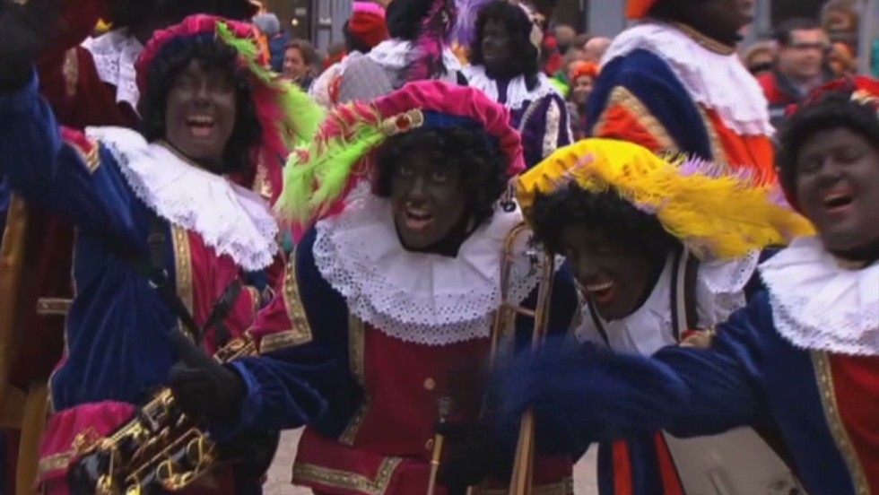 Black Pete Christmas History.Dutch Blackface Tradition Debated
