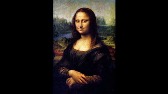 More than 100 years ago, in August 1911, the Mona Lisa was stolen off the walls of the Louvre in Paris. The famous Leonardo da Vinci painting wasn