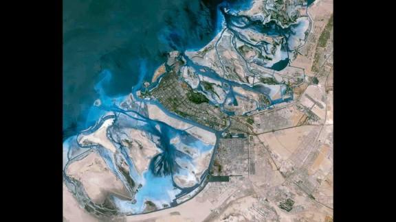 Abu Dhabi, United Arab Emirates.