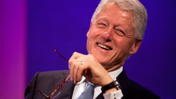 """Former President Bill Clinton is one of 16 recipients of the Presidential Medal of Freedom this year. The 42nd president is being honored for his service in the White House as well as for founding the Clinton Foundation, which strives """"to improve global health, strengthen economies, promote health and wellness, and protect the environment,"""" according to the White House."""