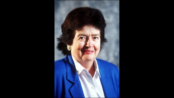 """Patricia Wald was """"the first woman appointed to the United States Circuit Court of Appeals for the District of Columbia, and served as Chief Judge from 1986-1991,"""" the White House said."""