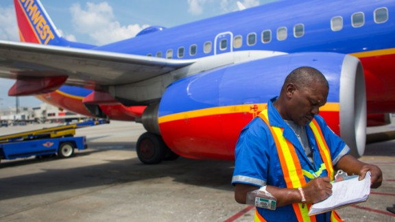 Southwest Airlines ranked higher than any other airline in J.D. Power's 2017 rankings of North American carriers. The airline also ranked first in the low-cost category.