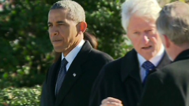 Obama and Clinton: Bros or foes?