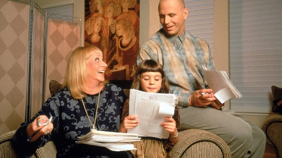 Renowned psychic Sylvia Browne, a leader in the paranormal world who appeared regularly on television and radio and also wrote dozens of top-selling books, died November 20 in a northern California hospital, according to her website. She is pictured here with her granddaughter Angelia and son Christopher.