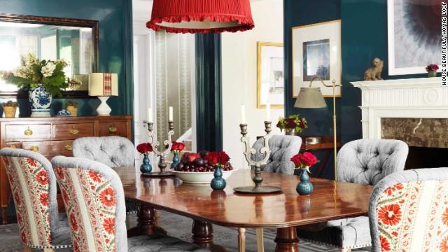 Genial Thanksgiving Dining Room Decor Tips   CNN