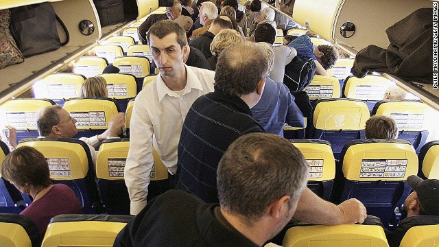 Opinion: The rise of the whiny air passenger