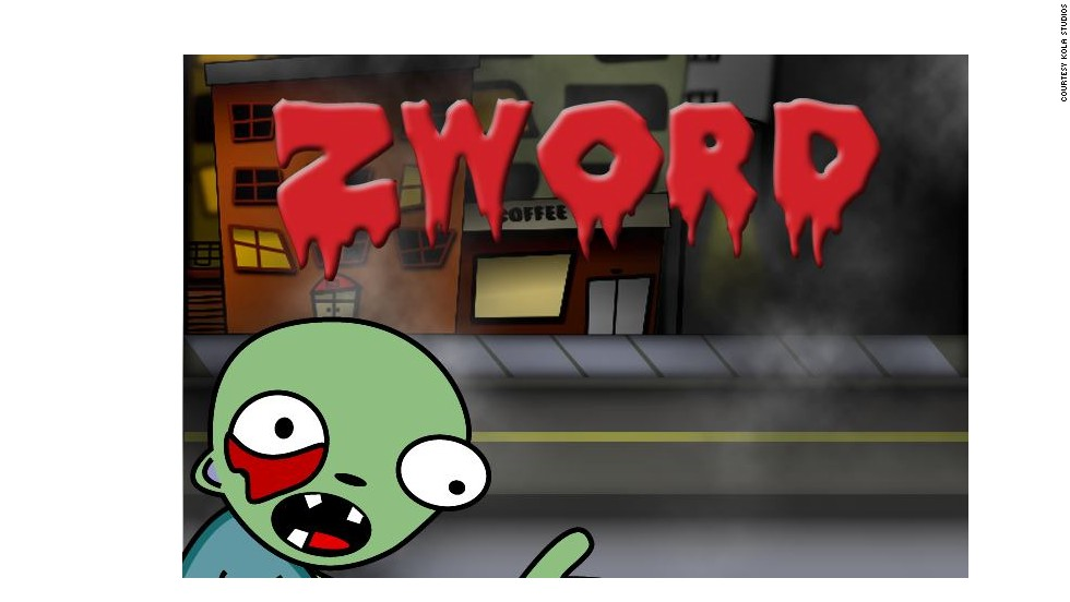 """Zword"" is a gaming app from Ugandan developers Kola Studios, designed to help people improve their English language skills."