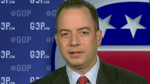 Priebus: We're obsessed with Obamacare
