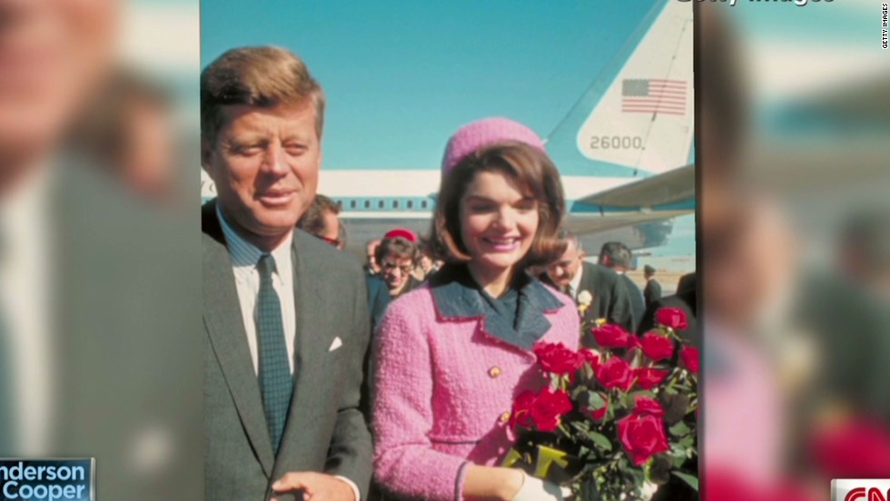 jackie kennedys pink suit locked away from public view cnn