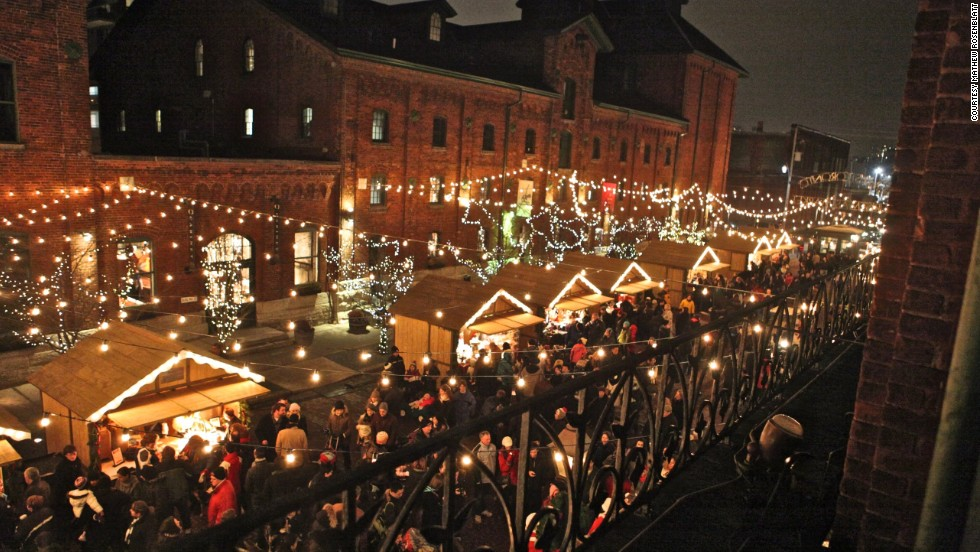 9 german style christmas markets in north america cnn travel