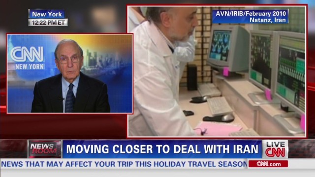 Moving closer to deal with Iran