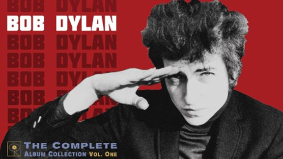 """If you're looking for a history of American music ... you could do worse than Bob Dylan's """"The Complete Album Collection Vol. 1."""" Here are the folk rewrites, the groundbreaking """"wild mercury sound,"""" the dabblings in country, Christian, blues and even synthy '80s stuff. It's not for completists -- it's missing the """"Bootleg Series"""" and a handful of singles -- but if you want to immerse yourself in Dylan and music, it's worth the investment. Also available on a USB drive embedded in a fake harmonica. (Columbia/Legacy, $261.31)"""