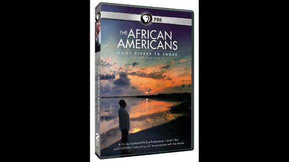 """If you're buying for an amateur historian ... put in an order for """"The African-Americans: Many Rivers to Cross"""" DVD. The well-reviewed series, which is being released with a companion book by Henry Louis Gates, aired on PBS in October and November and offers a sweeping view of black history. The DVD comes out in January, but there's no time like the present to reserve a copy. (PBS, $34.99)"""