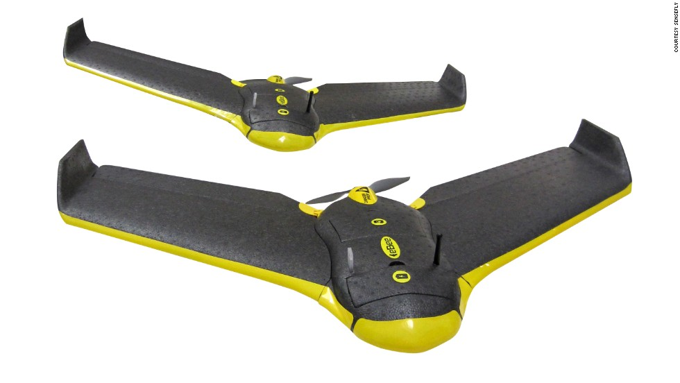 OK -- so this one definitely isn't a stocking filler. But if you want to seriously impress the U.A.V-lover in your life, this fixed-wing vehicle can fly at speeds of over 50km/h, and cruise for over 45 minutes, capturing aerial photography with its 16MP camera. SenseFly recently showed off what the eBee was capable of by mapping a mountain in a few hours, revealing the paths down from the snowy peak of the Matterhorn. <br /><em><br />Price: Around $12,000</em>