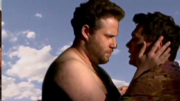 hln tell seth rogen james franco remake kanye bound video _00004105.jpg