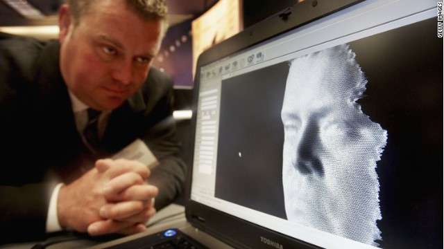 'Electronic sketch artist' fights crime
