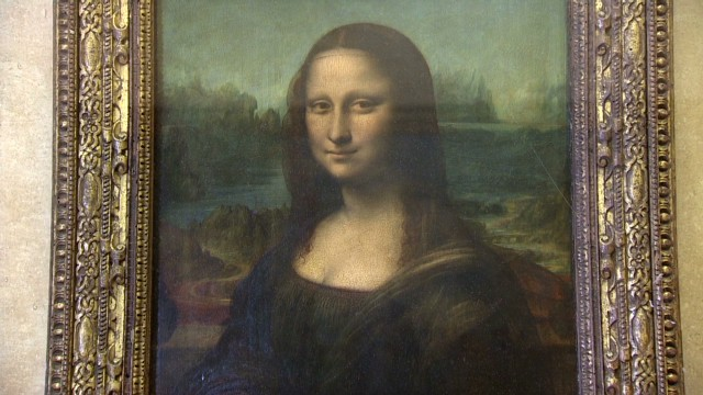 Restoring the Mona Lisa