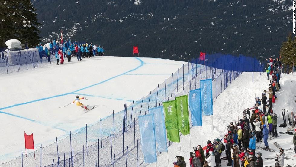 100 best ski runs in the world CNN Travel