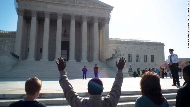 Supreme Court decision on contraception