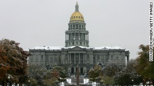 Colorado voters put end to slavery in all cases