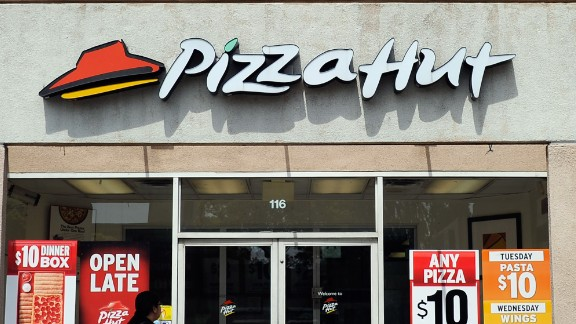Pizza Hut - Grade: D+ Pizza Hut did not immediately respond to CNN's request for comment.