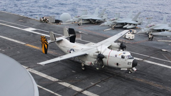 ... in addition to transport aircraft to fly in VIPs such as 7th Fleet commander Vice Admiral Robert L. Thomas ahead of the AnnualEx 2013 maneuvers with Japanese naval forces ...
