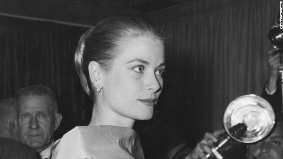 Before Princess Diana, former Hollywood actress Grace Kelly was hailed as one of the most beautiful and stylish royals in the world. She married Prince Rainier of Monaco in 1956, and her magnetic allure brought a hefty dose of glamor to the tiny Mediterranean kingdom.