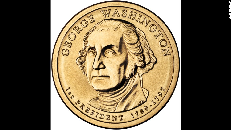 According To The U S Mint Coin Featuring President George Washington Was First
