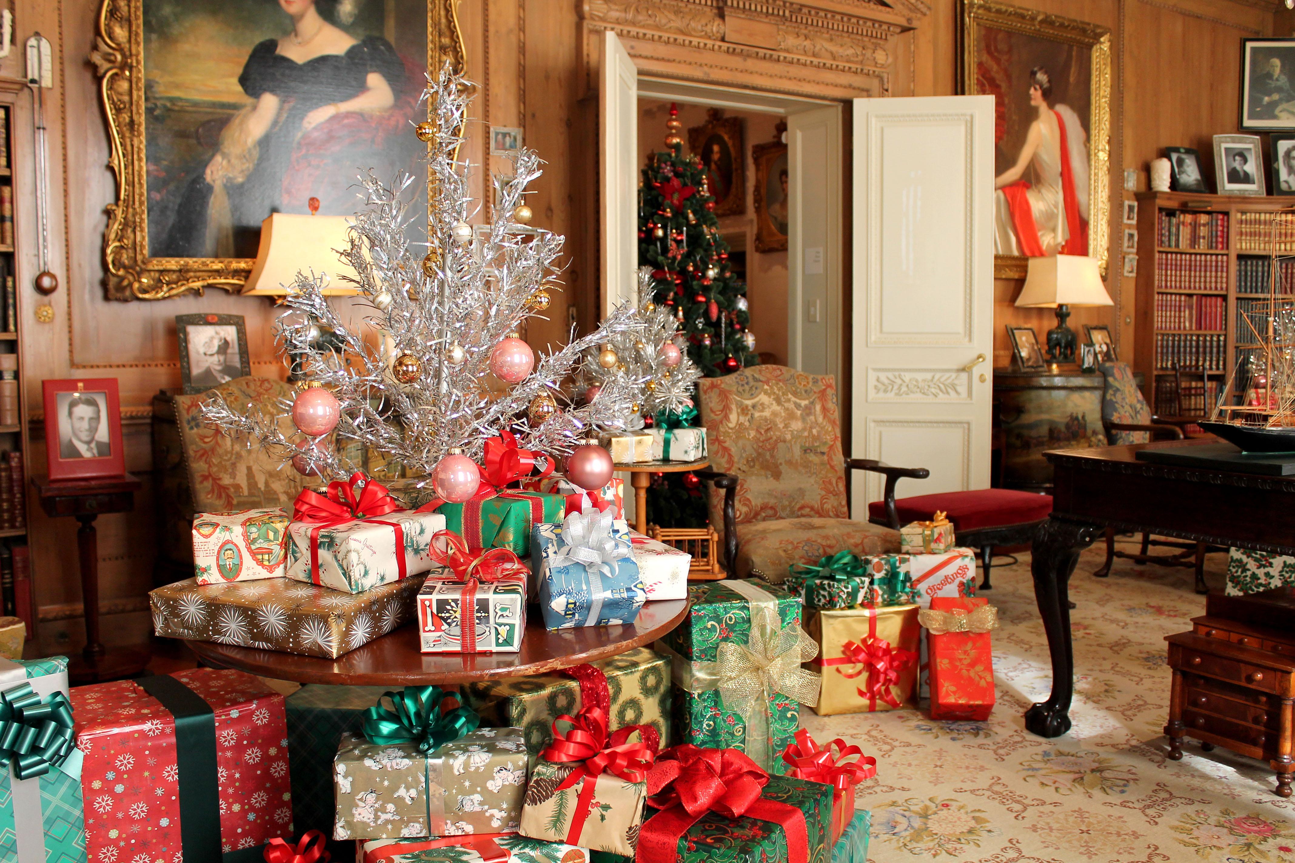 Christmas on the estate: 6 grand houses | CNN Travel